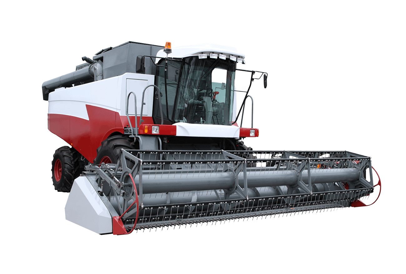 <p>Agricultural machinery</p>