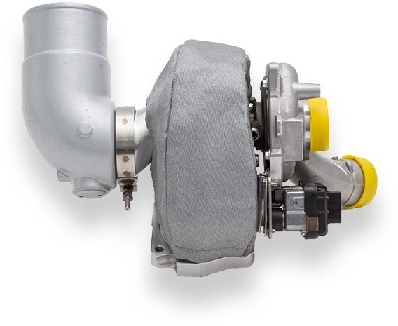 Turbocharger Insulations